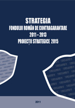 Strategia FRC 2011-2013 - Proiectii strategice 2015